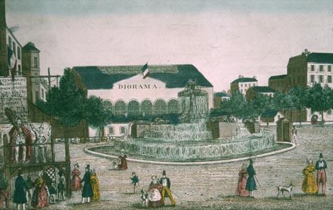 Diorama de Daguerre