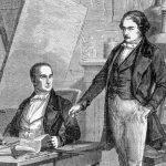 Signature du contrat entre Niépce et Daguerre