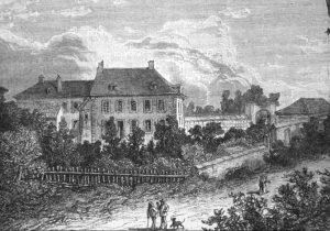 Domaine du Gras à Saint-Loup-de-Varennes.
