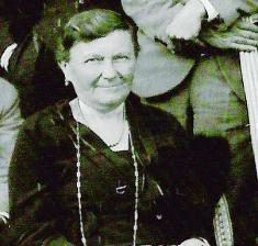 Marie-Louise Laforge, arrière-petite-fille de Nicéphore Niépce (coll. privée)