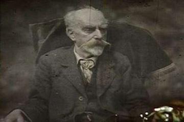 Autoportrait of Gabriel Lippmann