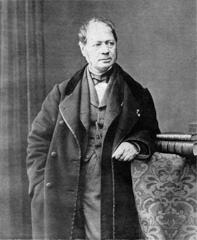 Portrait de Hippolyte Bayard, 1801-1887