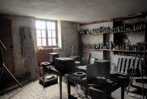 Le plus vieux laboratoire photographique au monde